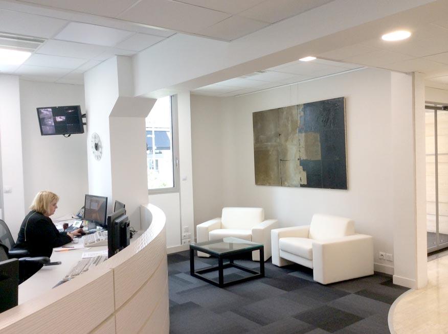 Super Décoration bureau d'avocat, L'Atelier Pigmenté. &EO_13