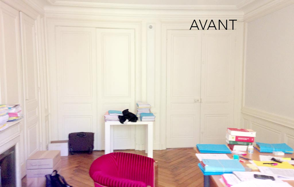 d coration bureau d 39 avocat l 39 atelier pigment. Black Bedroom Furniture Sets. Home Design Ideas
