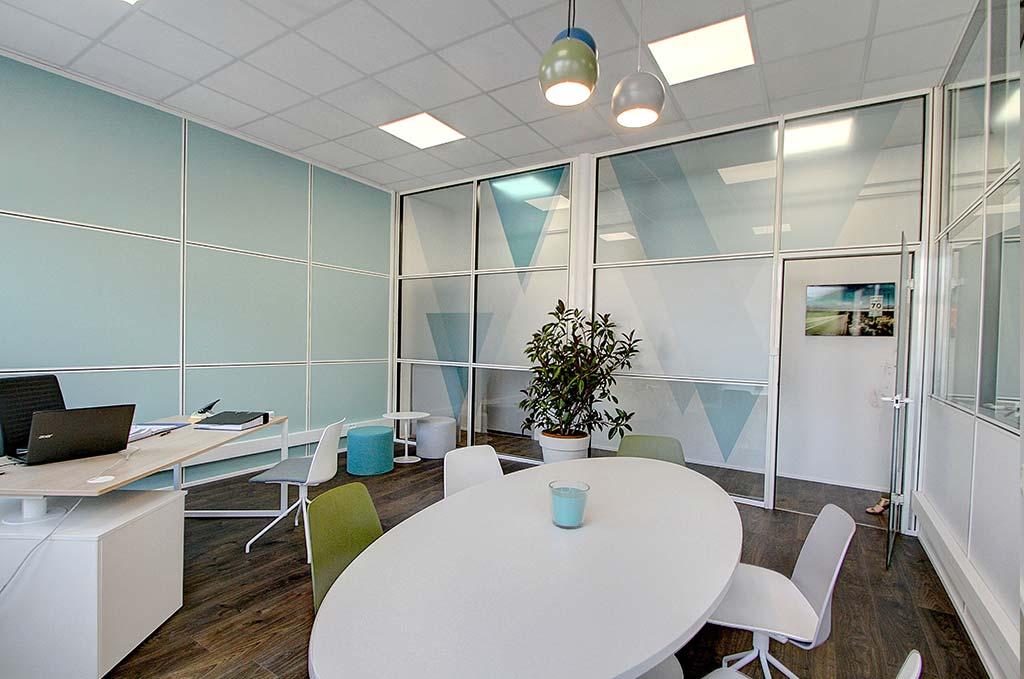 Décoration bureaux contemporains l atelier pigmenté